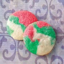 mint swirl cookies