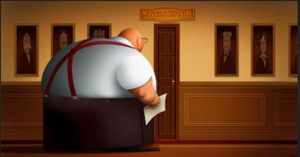 fat worker